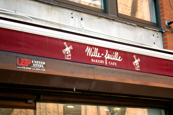 Mille-Feuille Bakery