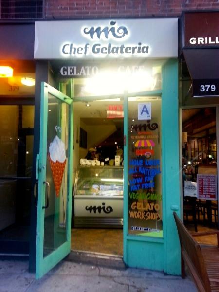 Mia's Chef Gelateria