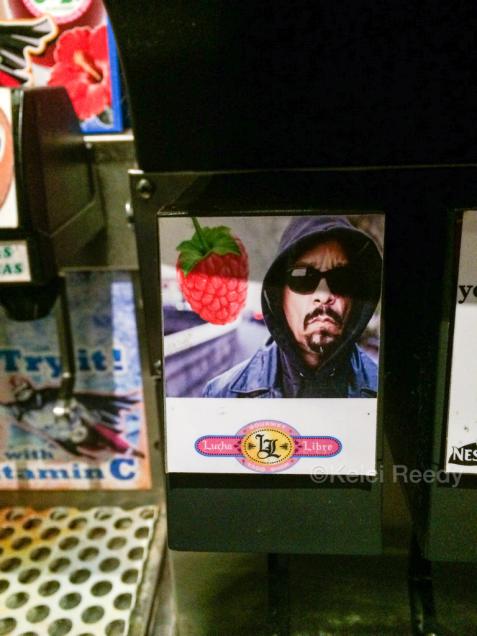 Raspberry Ice-T. Haha.