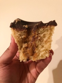Inside of the Tessita cakecup.